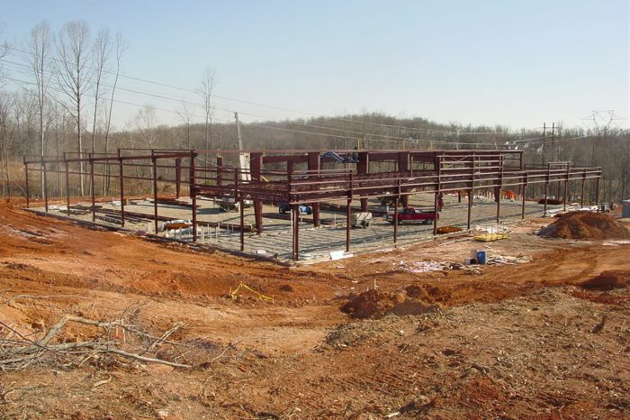 Shooters Frame | Super Structures General Contractors | Powhatan VA
