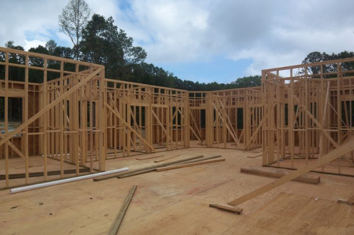 PIE-5 Framing | Super Structures General Contractors | Powhatan VA